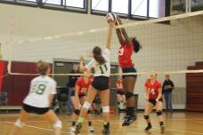 TBirts Middle Blocker 2; courtesy Black Girls Volley/Karen Beitzell